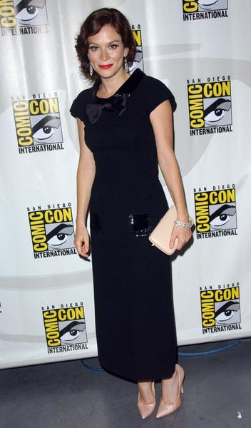 Anna Friel at 2008 Comic Con International Day Three at San Diego Convention Center, San Diego, CA. USA