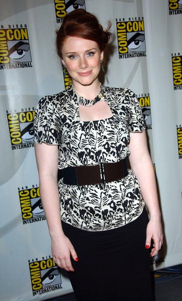 Bryce Dallas Howard at 2008 Comic Con International Day Three at San Diego Convention Center, San Diego, CA. USA
