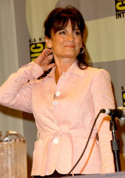 Christine Rose at 2008 Comic Con International Day Three at San Diego Convention Center, San Diego, CA. USA