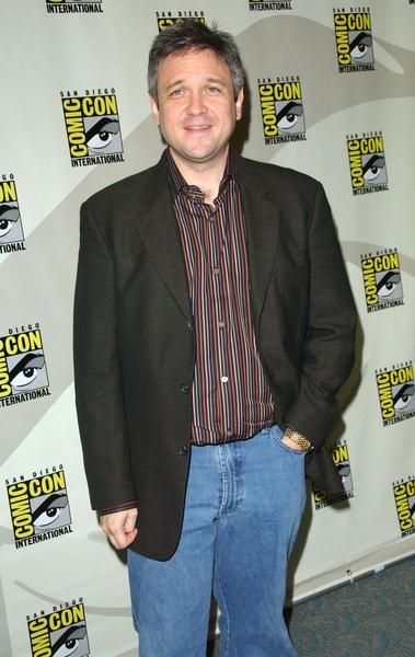 David Eick at 2008 Comic Con International Day Three at San Diego Convention Center, San Diego, CA. USA
