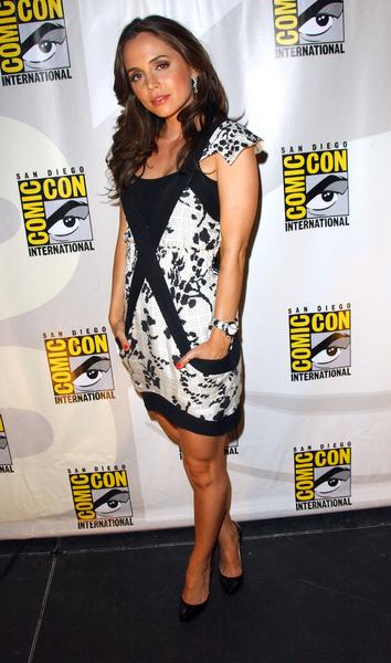 Eliza Dushku at 2008 Comic Con International Day Three at San Diego Convention Center, San Diego, CA. USA