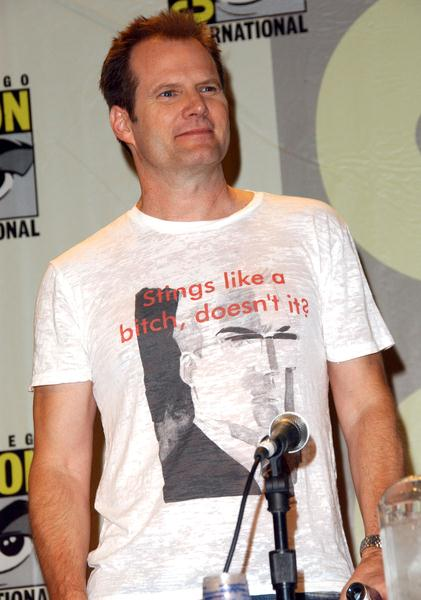 Jack Coleman at 2008 Comic Con International Day Three at San Diego Convention Center, San Diego, CA. USA