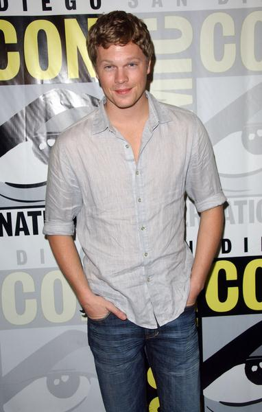 Luke Ford at 2008 Comic Con International Day Three at San Diego Convention Center, San Diego, CA. USA