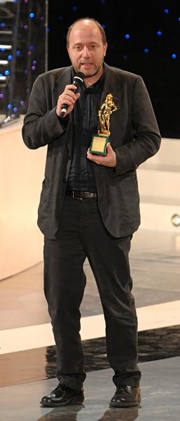 Andrea Molaioli at 2008 David Di Donatello Awards For Italian Cinema - Inside Arrivals and Ceremony - Auditorium della Conciliazione, Rome, Italy