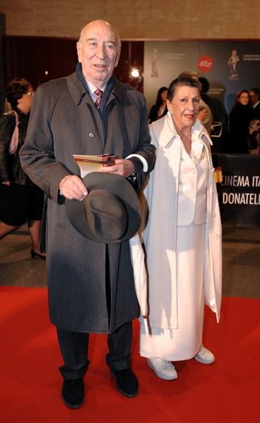 Giuliano Montaldo at 2008 David Di Donatello Awards For Italian Cinema - Inside Arrivals and Ceremony - Auditorium della Conciliazione, Rome, Italy