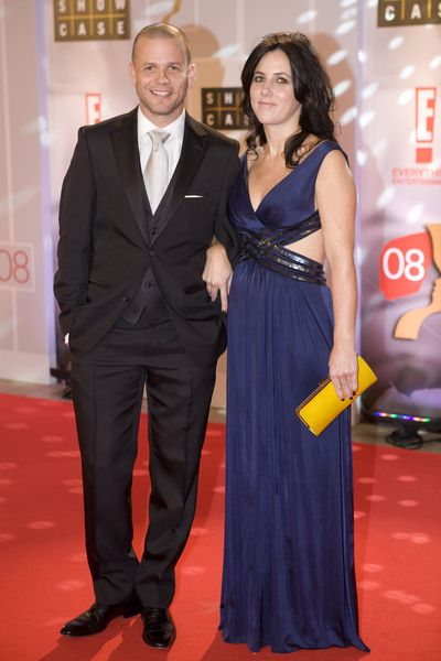 Chris Bolton, Mimi McNeil at 2008 Gemini Awards Gala at Metro Toronto Convention Centre, Toronto, Canada