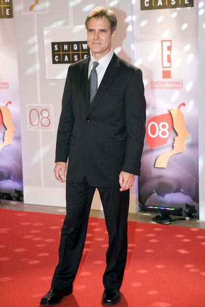 Henry Czerny at 2008 Gemini Awards Gala at Metro Toronto Convention Centre, Toronto, Canada