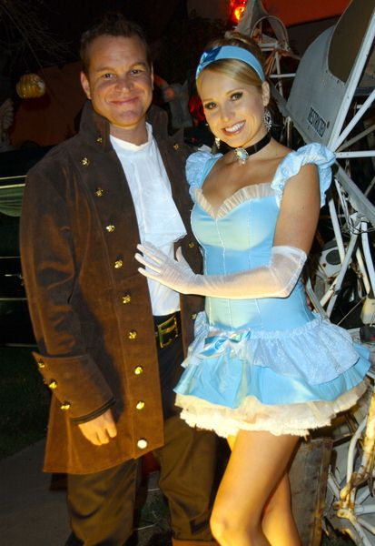 Dave Maclachlan, Alana Curry at 2008 Halloween Celebration at Private Location in Studio City, CA. USA