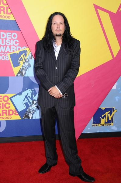 Jonathon Davis at 2008 MTV Video Music Awards - Arrivals at Paramount Pictures Studios, Los Angeles, CA USA