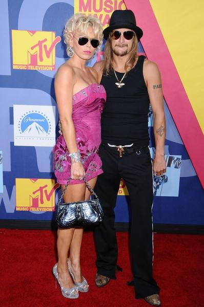 Kid Rock at 2008 MTV Video Music Awards - Arrivals at Paramount Pictures Studios, Los Angeles, CA USA