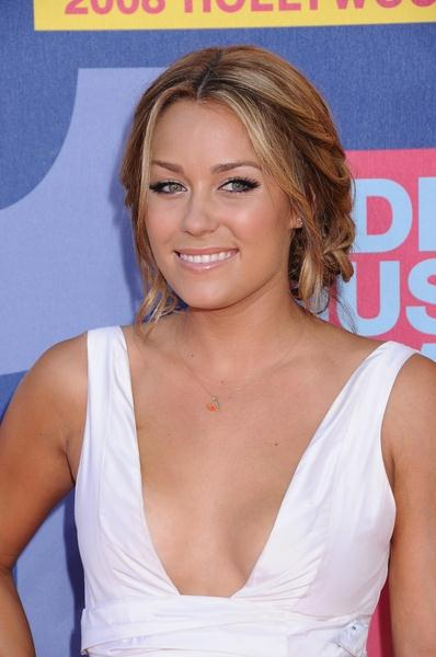 Lauren Conrad at 2008 MTV Video Music Awards - Arrivals at Paramount Pictures Studios, Los Angeles, CA USA