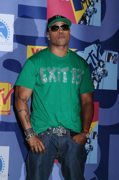 LL Cool J at 2008 MTV Video Music Awards - Press Room at Paramount Pictures Studios, Los Angeles, CA USA