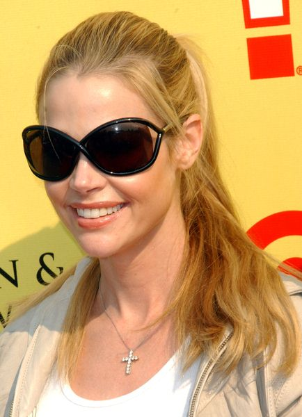 Denise Richards at 2008 P.S. ARTS' Express Yourself Event Sponsored by Target at Barker Hanger, Santa Monica, CA. USA
