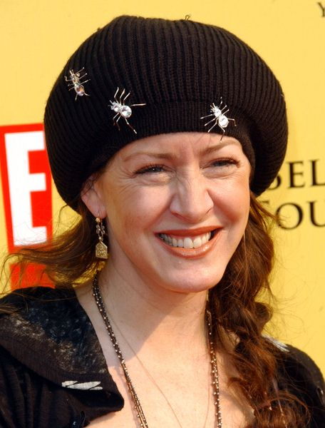 Joely Fisher at 2008 P.S. ARTS' Express Yourself Event Sponsored by Target at Barker Hanger, Santa Monica, CA. USA