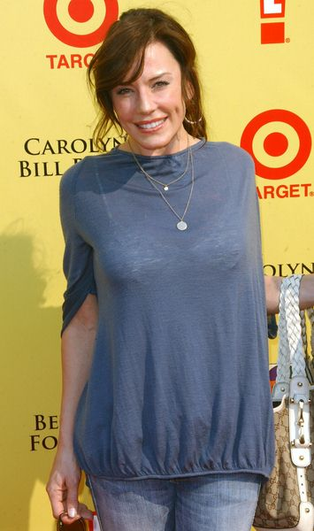 Krista Allen at 2008 P.S. ARTS' Express Yourself Event Sponsored by Target at Barker Hanger, Santa Monica, CA. USA