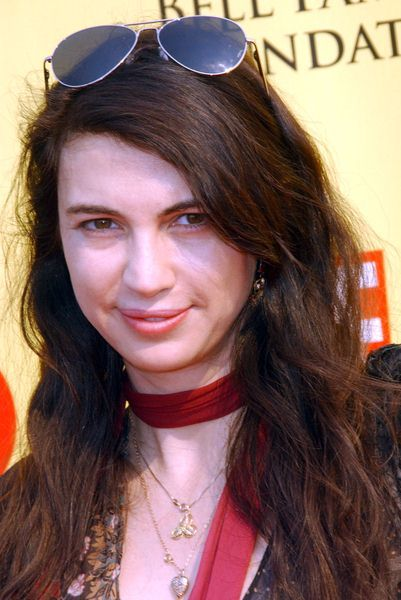 Shiva Rose at 2008 P.S. ARTS' Express Yourself Event Sponsored by Target at Barker Hanger, Santa Monica, CA. USA