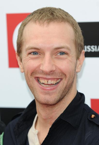 Chris Martin (Coldplay) at 2008 Q Magazine Music Awards - Arrivals - Grosvenor, London, UK