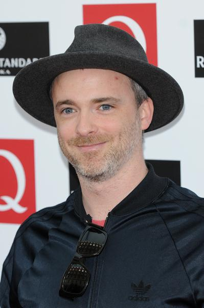 Francis Healy (Travis) at 2008 Q Magazine Music Awards - Arrivals - Grosvenor, London, UK