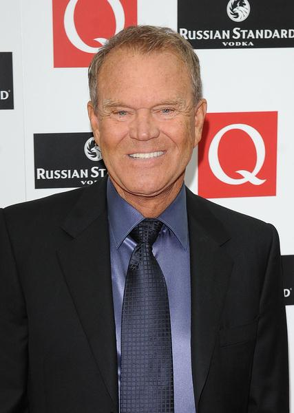 Glen Campbell at 2008 Q Magazine Music Awards - Arrivals - Grosvenor, London, UK