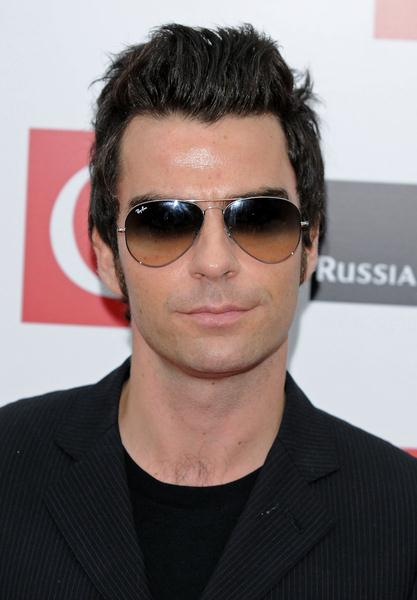 Kelly Jones (Stereophonics) at 2008 Q Magazine Music Awards - Arrivals - Grosvenor, London, UK