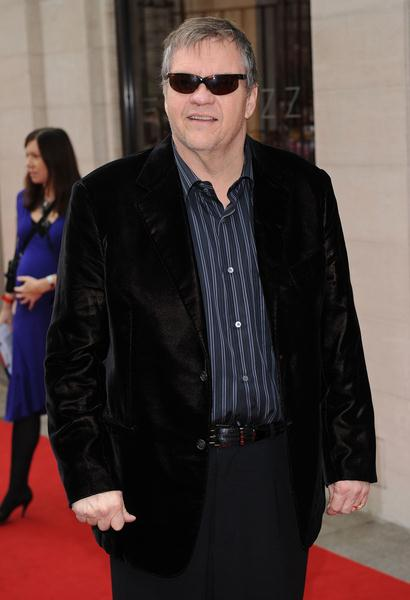 Michael Lee Aday (Meat Loaf) at 2008 Q Magazine Music Awards - Arrivals - Grosvenor, London, UK