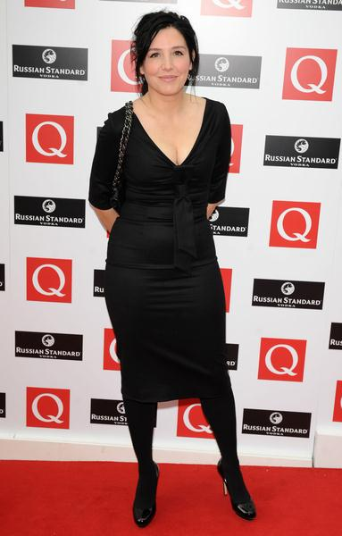 Sharleen Spiteri at 2008 Q Magazine Music Awards - Arrivals - Grosvenor, London, UK