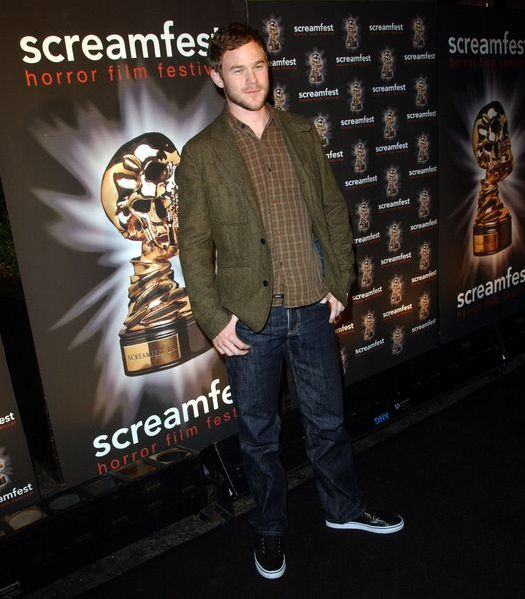 Aaron Ashmore at 2008 Screamfest Horror Film Festival Opening Night Party at Hollywood Roosevelt Hotel, Hollywood, CA. USA