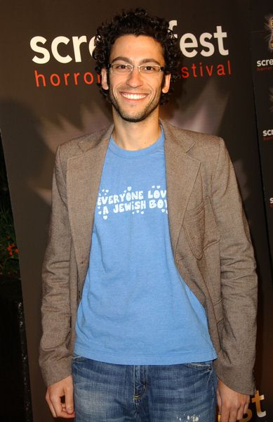 Adam Tsekhman at 2008 Screamfest Horror Film Festival Opening Night Party at Hollywood Roosevelt Hotel, Hollywood, CA. USA