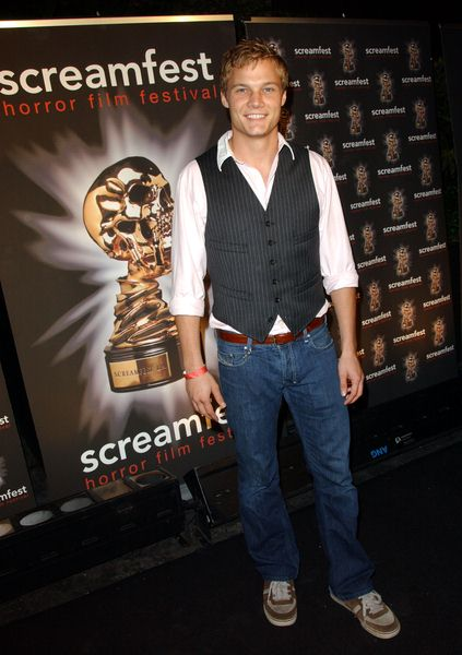 Chuck Hittinger at 2008 Screamfest Horror Film Festival Opening Night Party at Hollywood Roosevelt Hotel, Hollywood, CA. USA