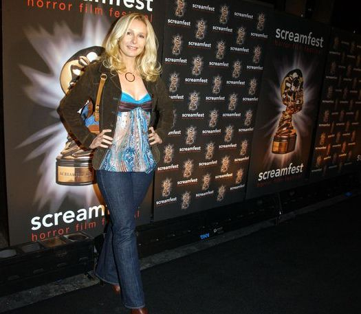 Elle Travis at 2008 Screamfest Horror Film Festival Opening Night Party at Hollywood Roosevelt Hotel, Hollywood, CA. USA