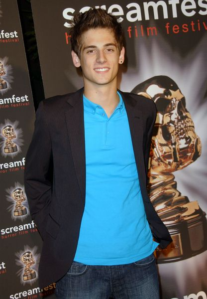 Jean Luc Bilodeau at 2008 Screamfest Horror Film Festival Opening Night Party at Hollywood Roosevelt Hotel, Hollywood, CA. USA