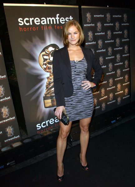 Kelly Overton at 2008 Screamfest Horror Film Festival Opening Night Party at Hollywood Roosevelt Hotel, Hollywood, CA. USA