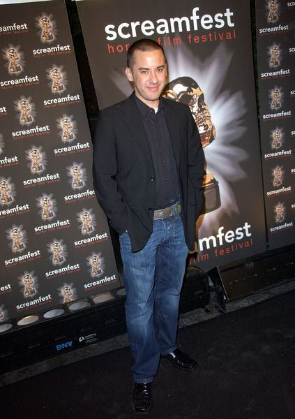 Michael Dougherty at 2008 Screamfest Horror Film Festival Opening Night Party at Hollywood Roosevelt Hotel, Hollywood, CA. USA