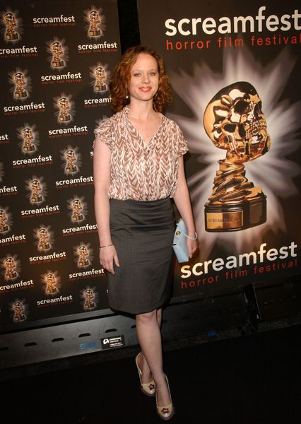 Thora Birch at 2008 Screamfest Horror Film Festival Opening Night Party at Hollywood Roosevelt Hotel, Hollywood, CA. USA