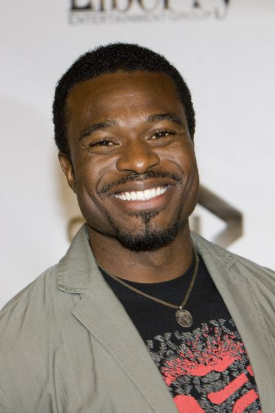 Lyriq Bent at 2008 Toronto International Film Festival - Casa Loma, Toronto, Canada