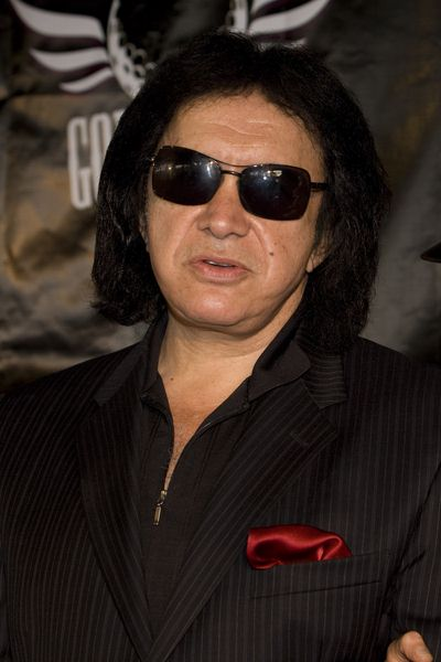 Gene Simmons at 2008 Toronto International Film Festival - 'Golf Rocks' at Magna Golf Club, Toronto, Canada