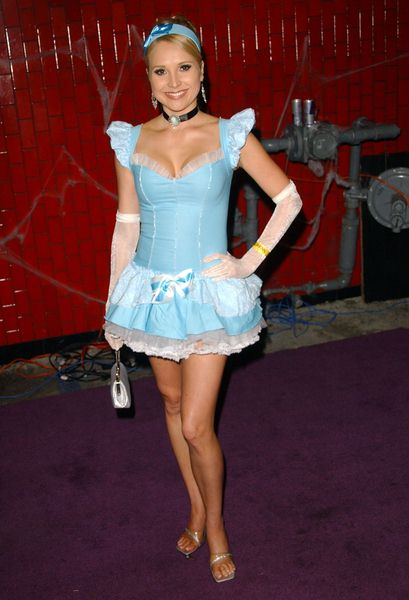 Alana Curry at 2008 Trashy Lingerie Halloween Party at Kress, Hollywood, CA. USA