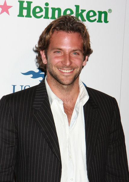 Bradley Cooper at 2008 US Open USTA Heineken Premium Light Official Players Party - Arrivals at Empire Hotel, New York City, NY, USA
