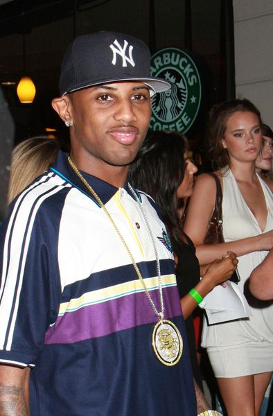 Fabolous at 2008 US Open USTA Heineken Premium Light Official Players Party - Arrivals at Empire Hotel, New York City, NY, USA