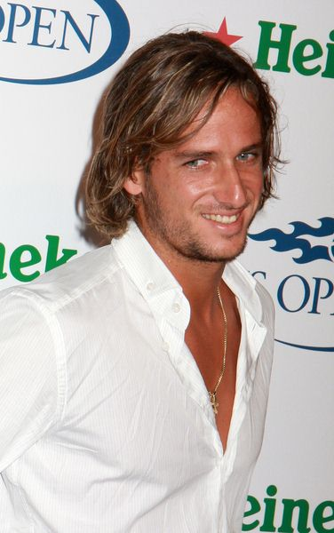 Feliciano Lopez at 2008 US Open USTA Heineken Premium Light Official Players Party - Arrivals at Empire Hotel, New York City, NY, USA
