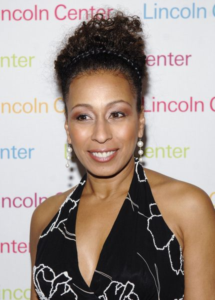 Tamara Tunie at 2008 Young Patrons of Lincoln Center Fall Masquerade Gala at Rose Hall, New York City, NY, USA