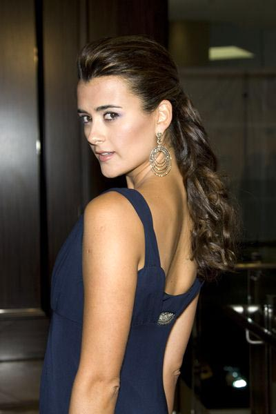 Cote de Pablo at 23rd Annual Imagen Awards at Beverly Hilton Hotel, Beverly Hills, CA, USA
