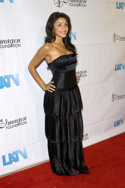 Yvette Yates at 23rd Annual Imagen Awards at Beverly Hilton Hotel, Beverly Hills, CA, USA