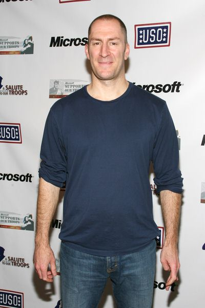 Ben Bailey (Cash Cab) at 2nd Annual 'A Salute to Our Troops' Presented by Microsoft and the U.S.O. at Hard Rock Cafe Times Square, New York City, NY, USA