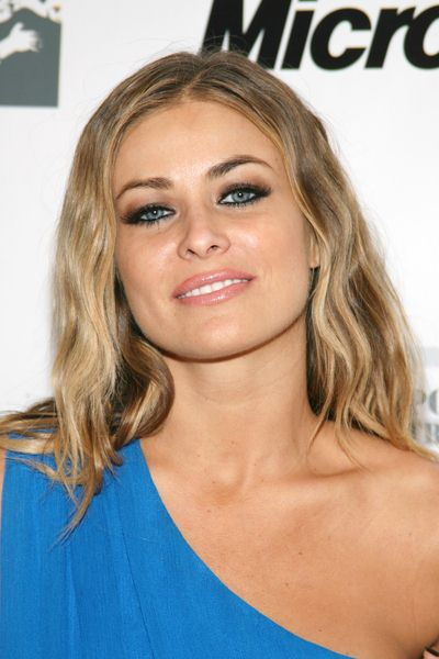 Carmen Electra at 2nd Annual 'A Salute to Our Troops' Presented by Microsoft and the U.S.O. at Hard Rock Cafe Times Square, New York City, NY, USA