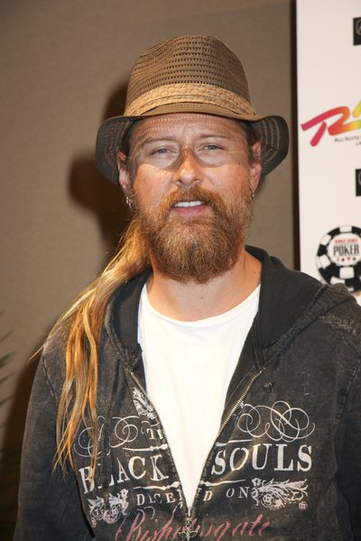 Jerry Cantrell at 2nd Annual 'Ante Up For Africa' Celebrity Poker Tournament at the 2008 World Series of Poker - Rio Hotel and Casino, Las Vegas, NV, USA