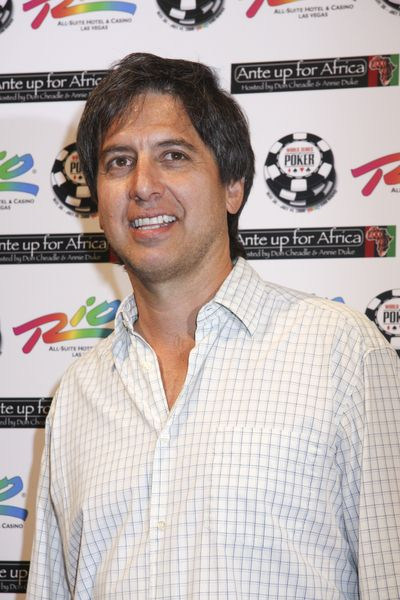 Ray Romano at 2nd Annual 'Ante Up For Africa' Celebrity Poker Tournament at the 2008 World Series of Poker - Rio Hotel and Casino, Las Vegas, NV, USA