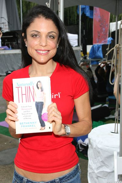 Bethenny Frankel at 2nd Annual Health Magazine's Yoga Festival 'Here Comes the Sun' - Arrivals and Concert at Central Park at 59th Street, New York City, NY, USA
