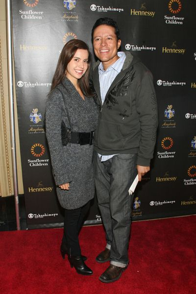 Ana Arias, Yancey Arias at 2nd Annual Sunflower Children Texas Hold'em Celebrity Charity Benefit at Gotham Hall, 1356 Broadway, New York City, NY, USA