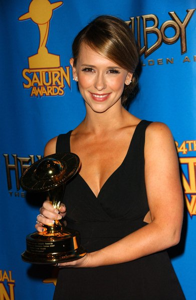 Jennifer Love Hewitt at 34th Annual Saturn Awards at The Universal Hilton Hotel, Universal City, CA. USA